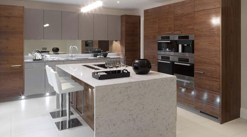 Change of Style alfred homes kitchen