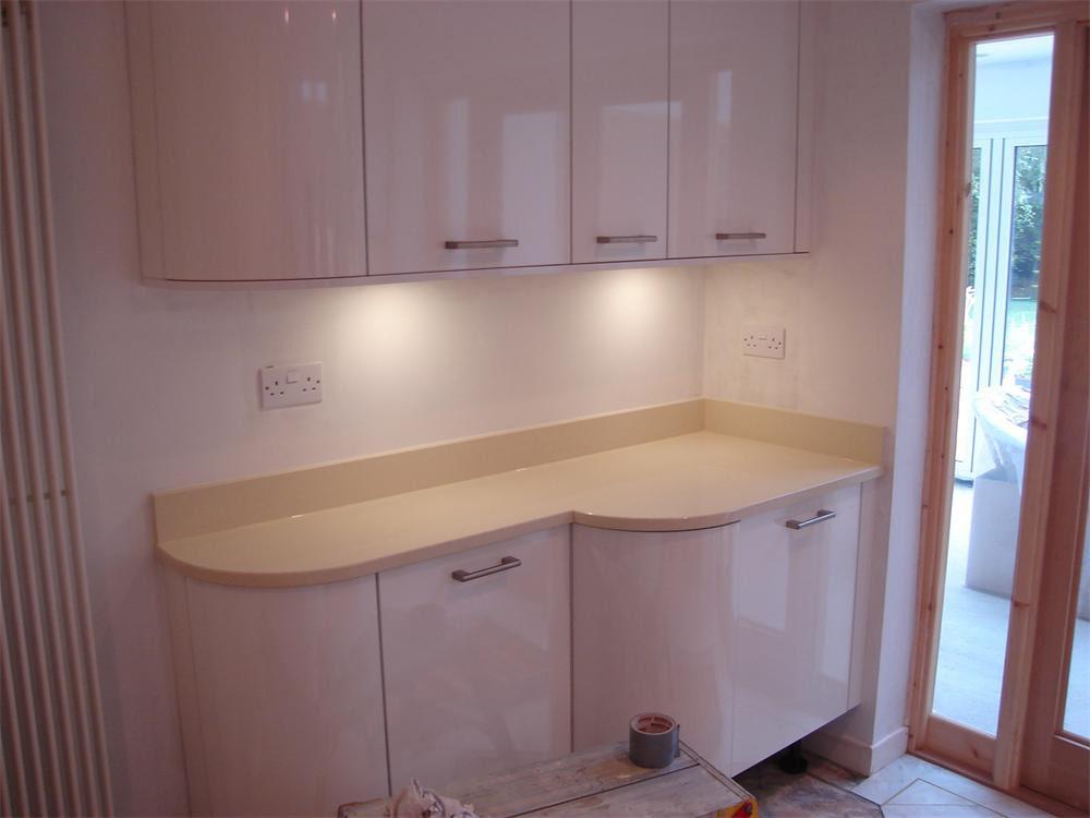 Change of Style blanco dune quartz