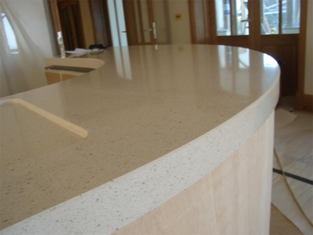 Change of Style commercial counter top