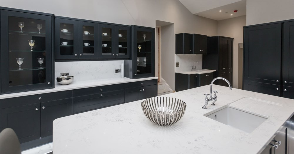 Change of Style kitchen counters