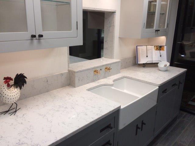 Change of Style double sink