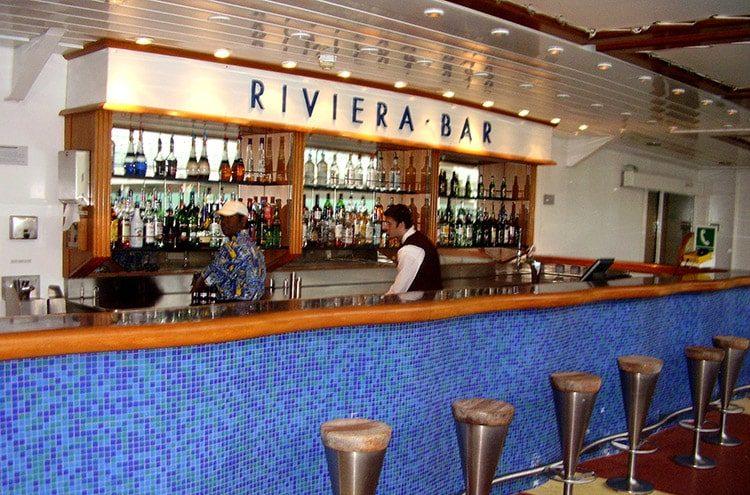 Change of Style riviera bar