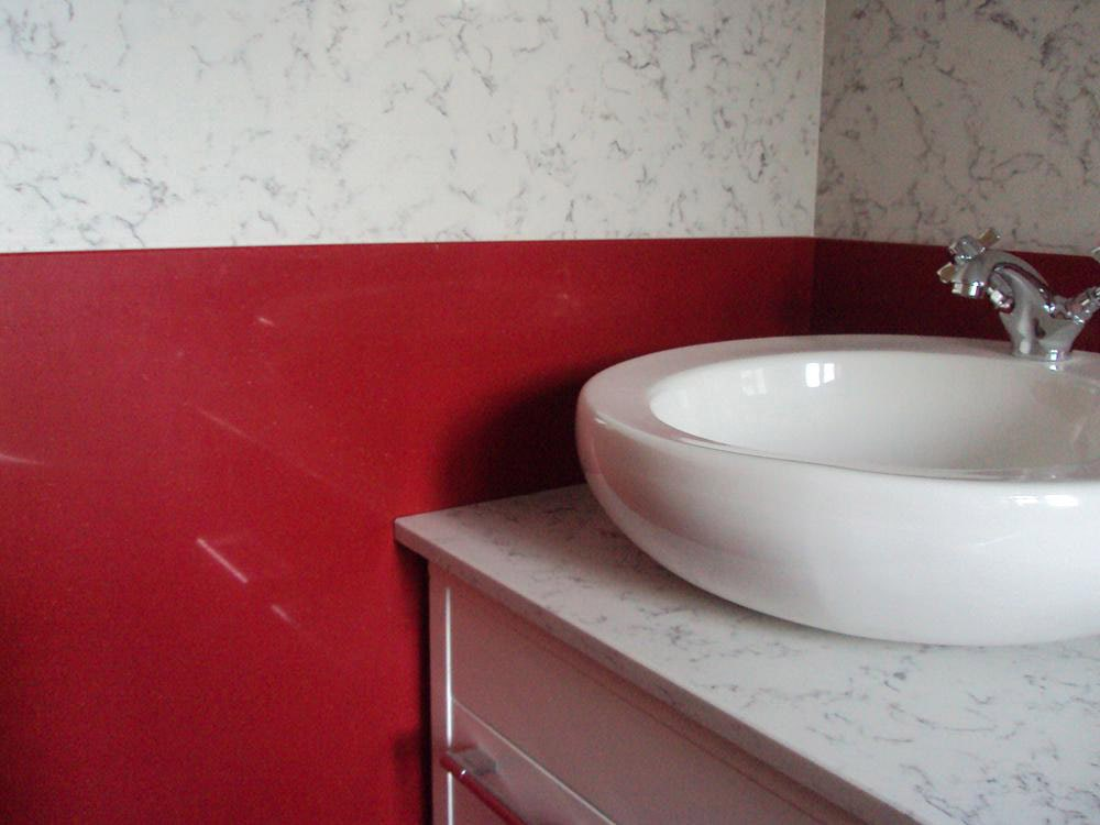 Change of Style silestone material