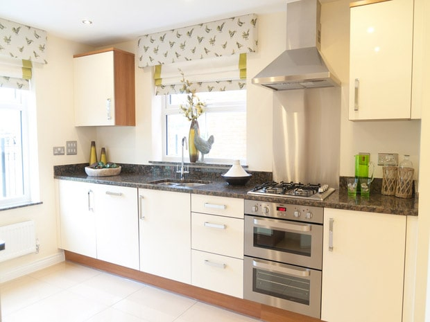 Change of Style taylor wimpey baltic