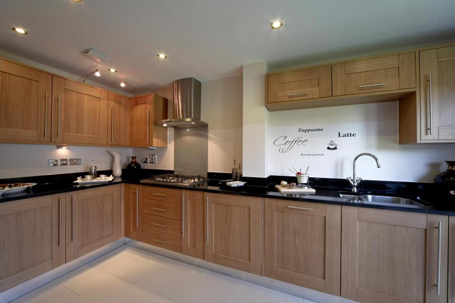 taylor wimpey Change of Style show home
