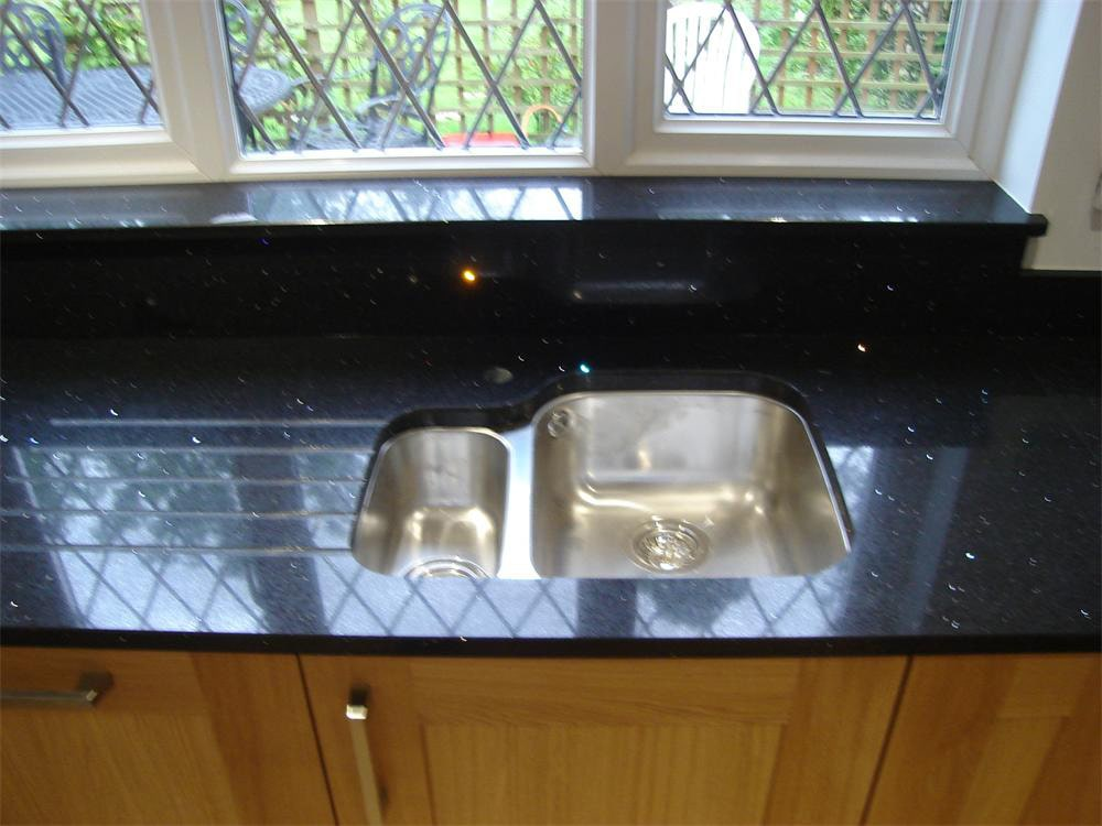 Change of Style undermounted sink