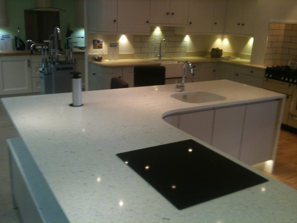 Change of Style newly installed kitchen