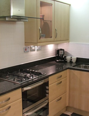 Change of Style wimpey kitchen